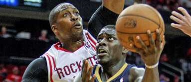 NBA Southwest Division betting preview: Howard the difference?