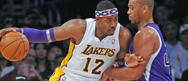 Game of the day: San Antonio Spurs at Los Angeles Lakers
