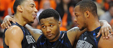 Study group: Saturday's Top 25 NCB betting notes