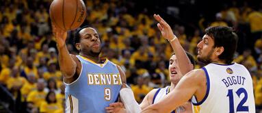 Howard, Iguodala force oddsmakers to adjust NBA futures odds