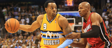 Game of the day: Denver Nuggets at L.A. Lakers