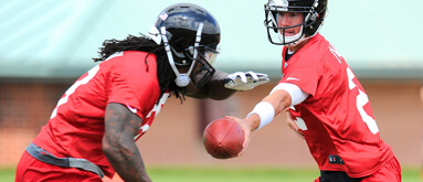 NFL Top 3: Pass-happy teams looking to run more
