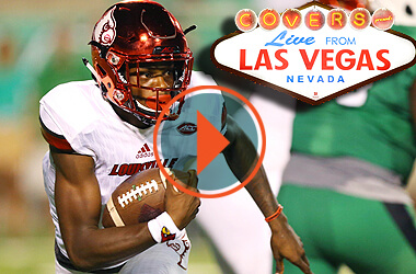 vegas odds and scores online college football game