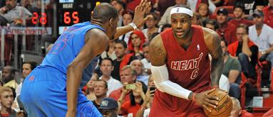 Big weeks from LeBron, Durant shake up NBA MVP odds