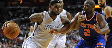Heat at Knicks: What bettors need to know