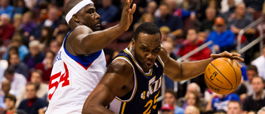 NBA game of the day: Clippers at Jazz