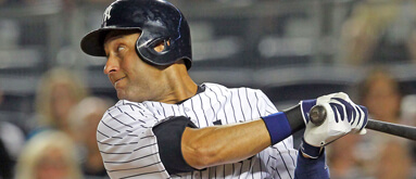 Jeter not a big factor in Yankees' odds, even in his prime