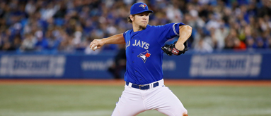 Jays' Johnson to miss Friday start; Laffey gets spot start
