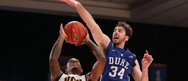 Duke forward sidelined ahead of clash with NC State