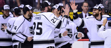 Vegas: Kings will have minor impact on Stanley Cup handle