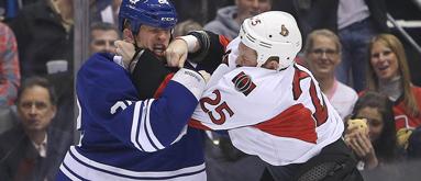Hockey Night In Canada: Maple Leafs at Senators
