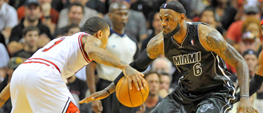 Oddsmaker sets spreads for 2013-14 NBA's marquee matchups