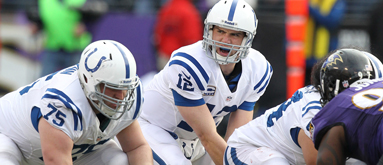 NFL 2013 betting breakdown: Indianapolis Colts