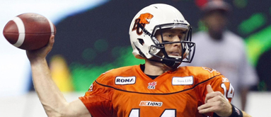 CFL doubleheader: Bombers at Ticats, Lions at Eskimos