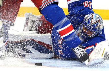 Holy $hit betting stat of the day: Rangers are a sizzling Under bet in the NHL Playoffs