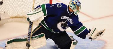 Four NHL goalies making under bettors happy