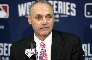 MLB Commish talks gambling at Sloan Analytics Conference