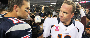 Peyton Manning vs. Tom Brady: Who's the better bet?