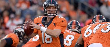 Sunday Night Football betting: Broncos at Colts