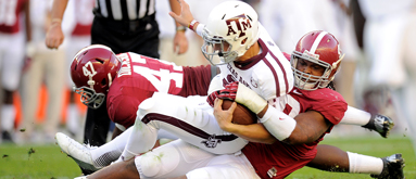 Alabama at Texas A&M: What bettors need to know