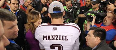 How To Bet - Bettors already fading Texas A&M before Manziel's Twitter tirade