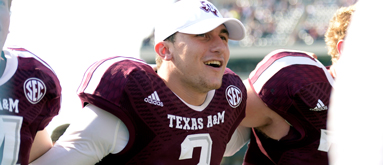 Projected BCS bowl spreads: Can 'Johnny Football' make the BCS cut?