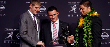 Heisman odds: Projecting the 2013 frontrunners