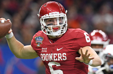 Oklahoma QB Mayfield's arrest could shake up national title, Heisman odds