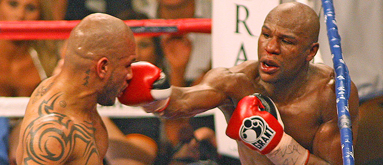 Mayweather vs. Guerrero: Long shot popular on Derby day
