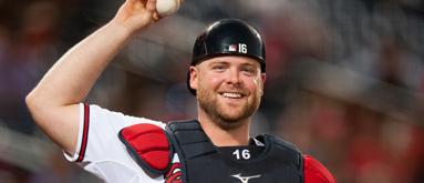 McCann to Yanks, 'huge' for World Series odds