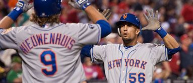 Mets move from 70/1 to 32/1 to win NL East
