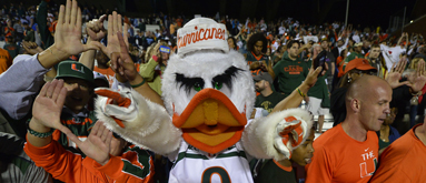 College football line watch: Jump on Canes later in the week