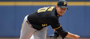 Sunday's MLB National League betting cheat sheet