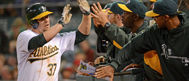 Oakland A's historic over streak improves to 25-7