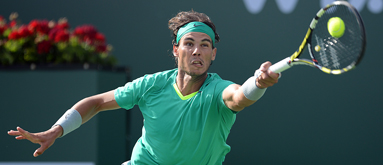 Nadal favored in all-Spanish final at Barcelona Open