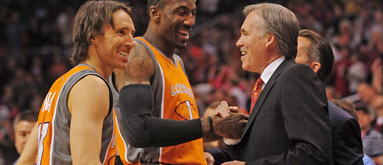 Does D'Antoni hire make Lakers an instant over bet?