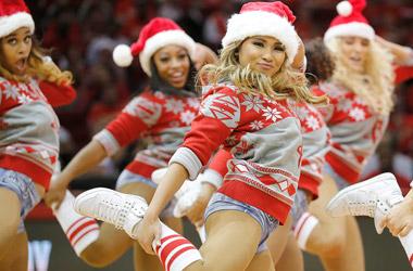 Nba Christmas.The Gift Of Christmas Day Nba Betting Trends