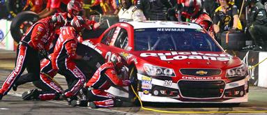 NASCAR bettors have road rage over Newman screw job