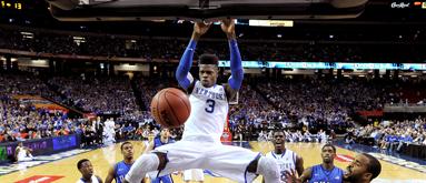 NBA Draft: Oddsmakers pick Noel to go No. 1