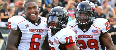 College football line watch: Jump on NIU now