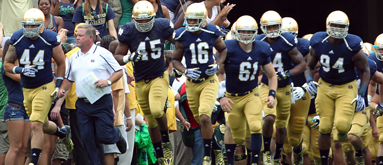 Game of the Day: Notre Dame at Michigan