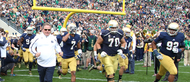 Oklahoma at Notre Dame: What bettors need to know