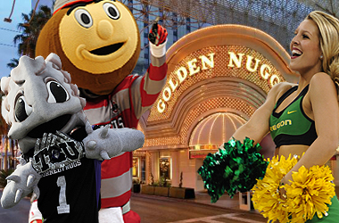 How To Bet - Golden Nugget's college football 'Games of the Year' a labor of love for oddsmakers