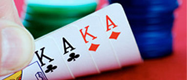 Haney's handle: Best places to play Omaha poker in Las Vegas