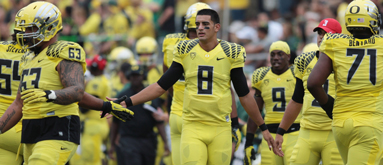 College football line watch: Cal/Oregon total could soar