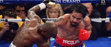 Pacquiao losing shine with bettors vs. Marquez