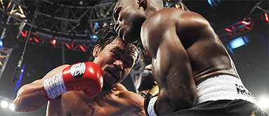 Vegas sportsbooks furious with Pacquiao-Bradley result