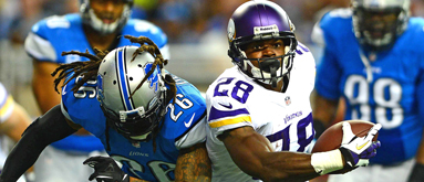 NFL line watch: Time to venture on Vikings is now