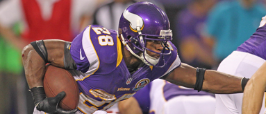 Odds out on Peterson's pursuit of NFL rushing record