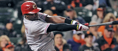 NLDS betting preview: Giants at Reds